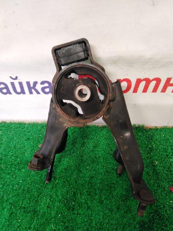 Подушка двс Toyota Wish ZNE10G 1ZZ-FE 2003 задняя