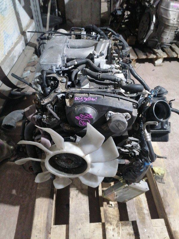 Двигатель Nissan Laurel GNC35 RB25DE 08.1999