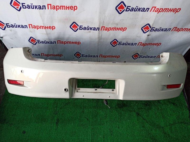 Бампер Toyota Gaia SXM15G 3S-FE 2000 задний