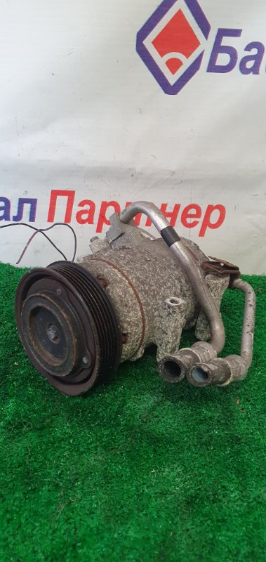 Компрессор кондиционера Mazda Mpv LW3W L3-DE 2003