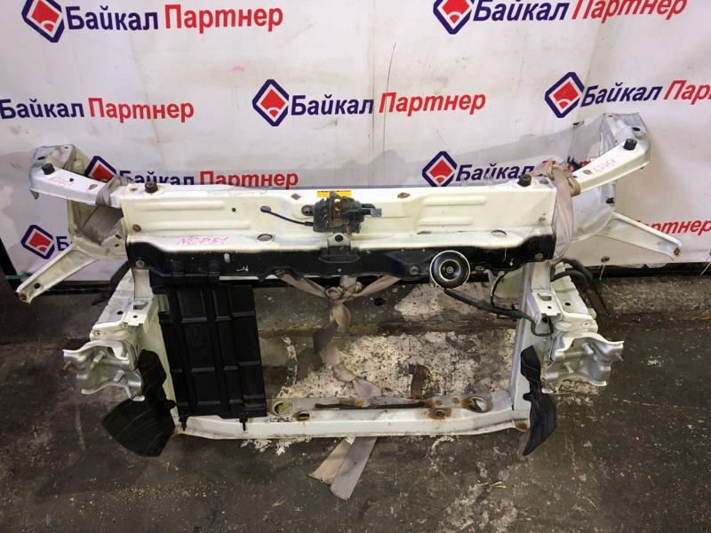 Рамка радиатора Toyota Succeed NCP51V 1NZ-FE