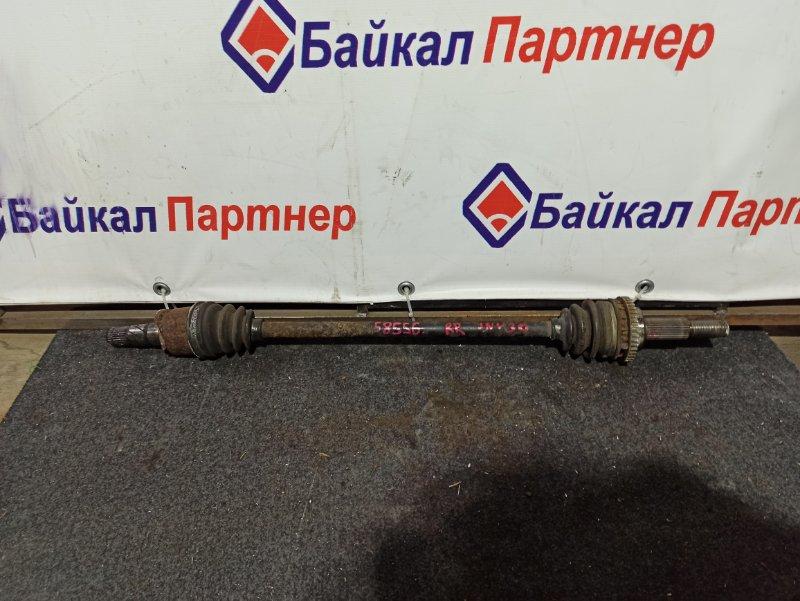 Привод Nissan Bassara JNU30 KA24DE задний правый