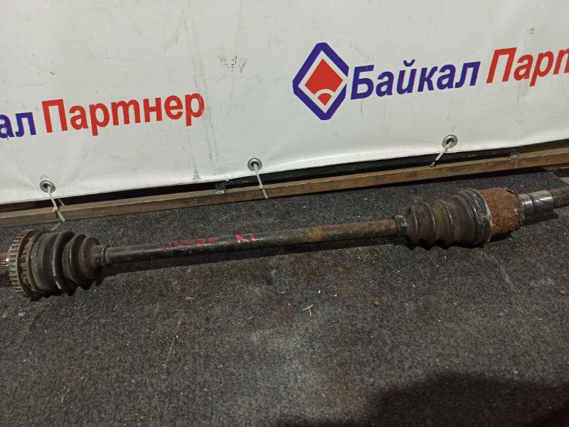 Привод Nissan Bassara JNU30 KA24DE задний левый