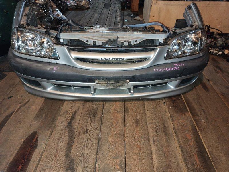 Ноускат Toyota Caldina ST210G 3S-FE 1999
