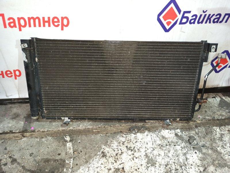 Радиатор кондиционера Subaru Legacy BE5 передний