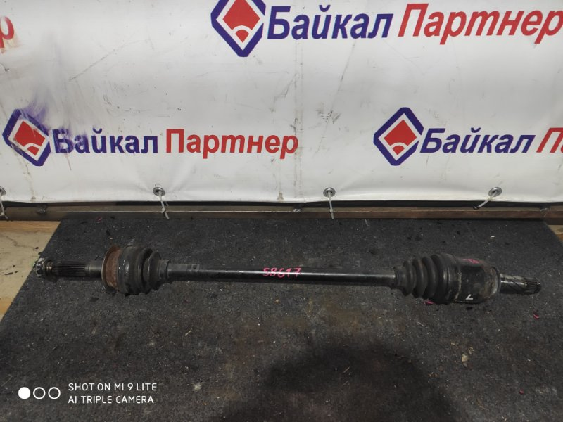 Привод Subaru Levorg VM4 FB16 2014 задний левый