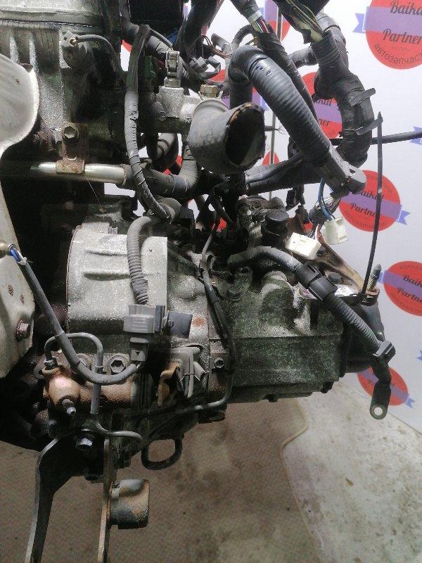 Мкпп Toyota Rav4 SXA11G 3S-FE 1995.07