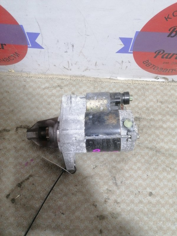 Стартер Honda Civic EU2 D15B