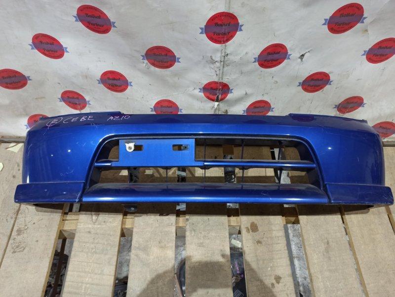 Бампер Nissan Cube AZ10 передний