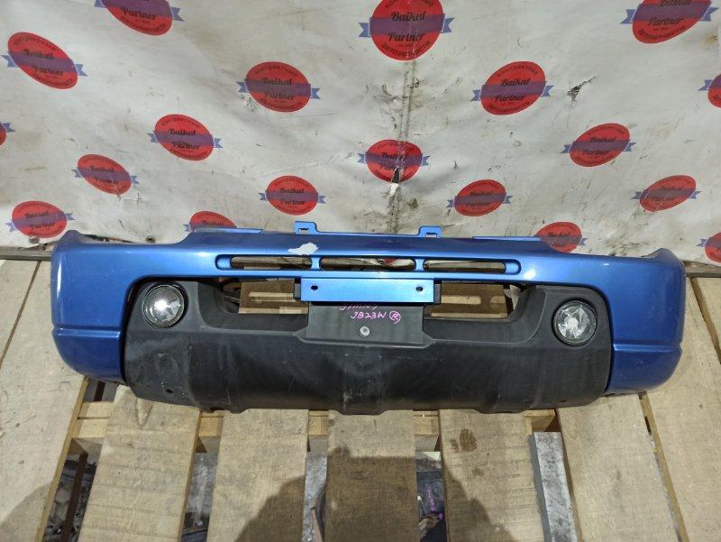 Бампер Suzuki Jimny JB23W передний