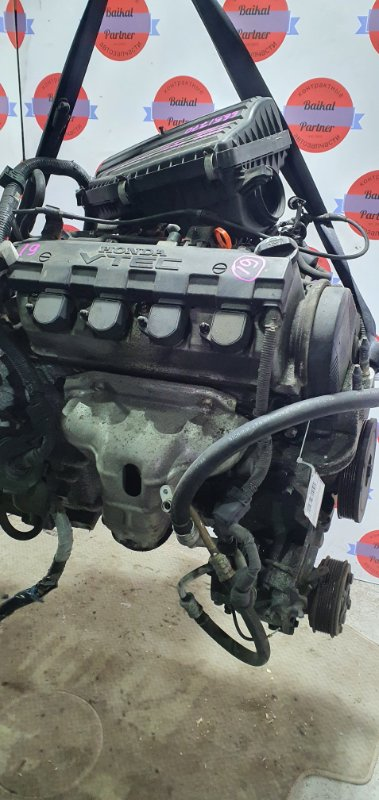 Двигатель Honda Civic EU2 D15B