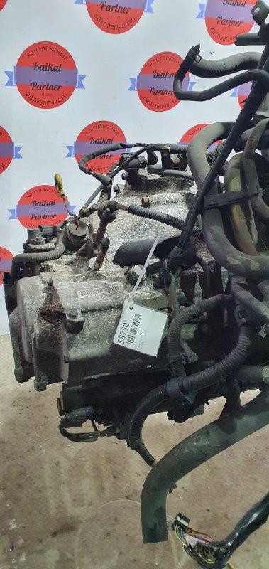 Акпп Honda Civic EU2 D15B