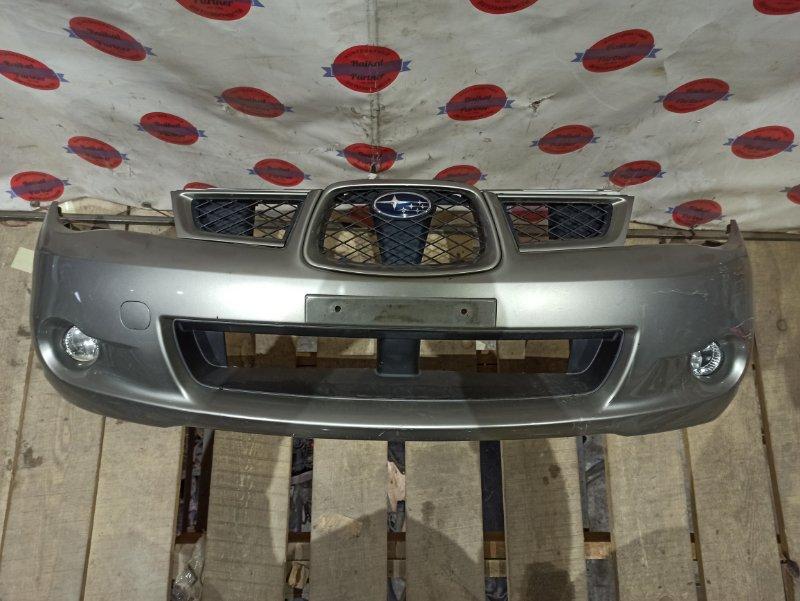 Бампер Subaru Impreza GG3 передний