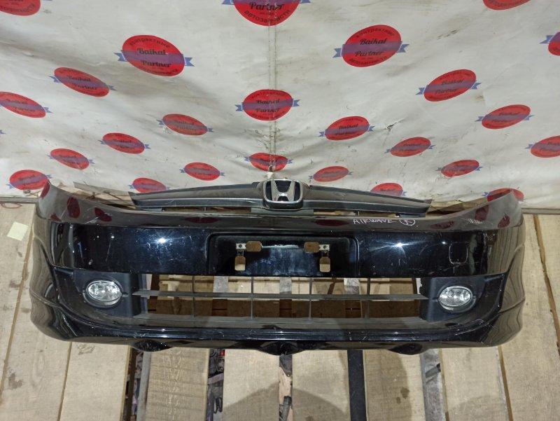 Бампер Honda Airwave GJ2 передний