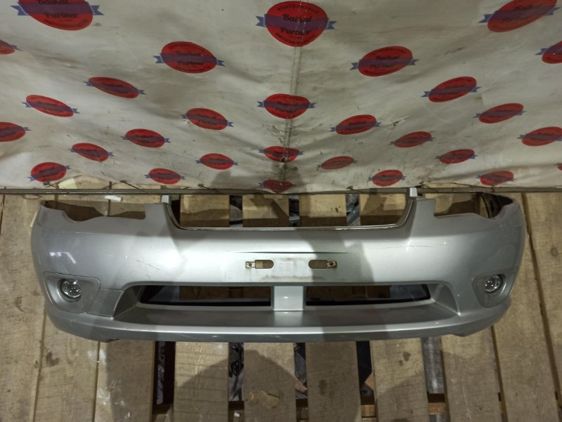 Бампер Subaru Legacy BP5 EJ20 передний