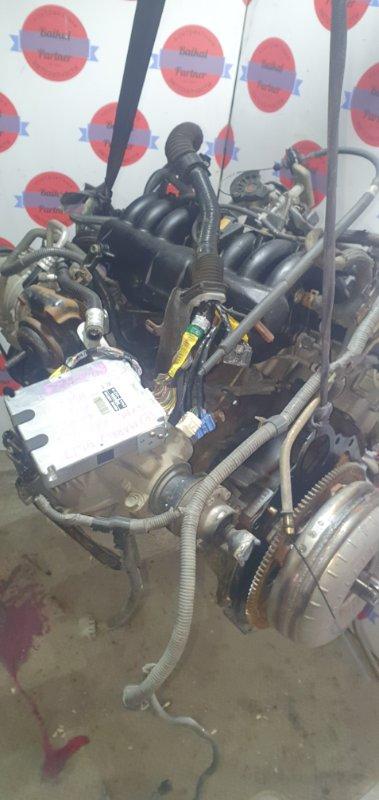 Двигатель Toyota Mark Ii Wagon Blit GX115W 1G-FE 2002.02
