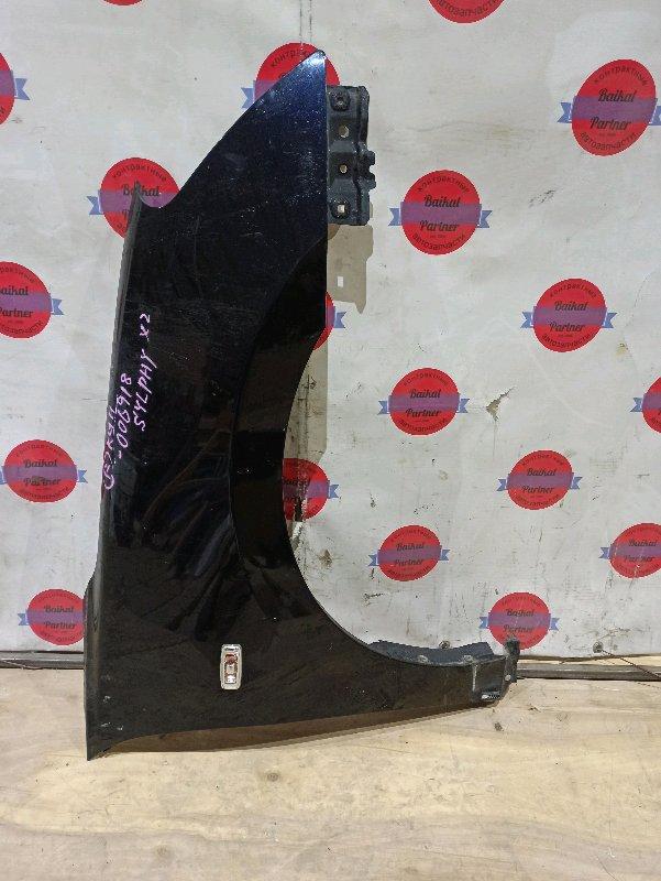 Крыло Nissan Bluebird Sylphy KG11 12.2005 переднее правое