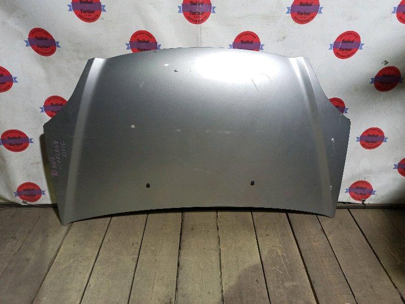 Капот Honda Civic EU2 D15B 2001