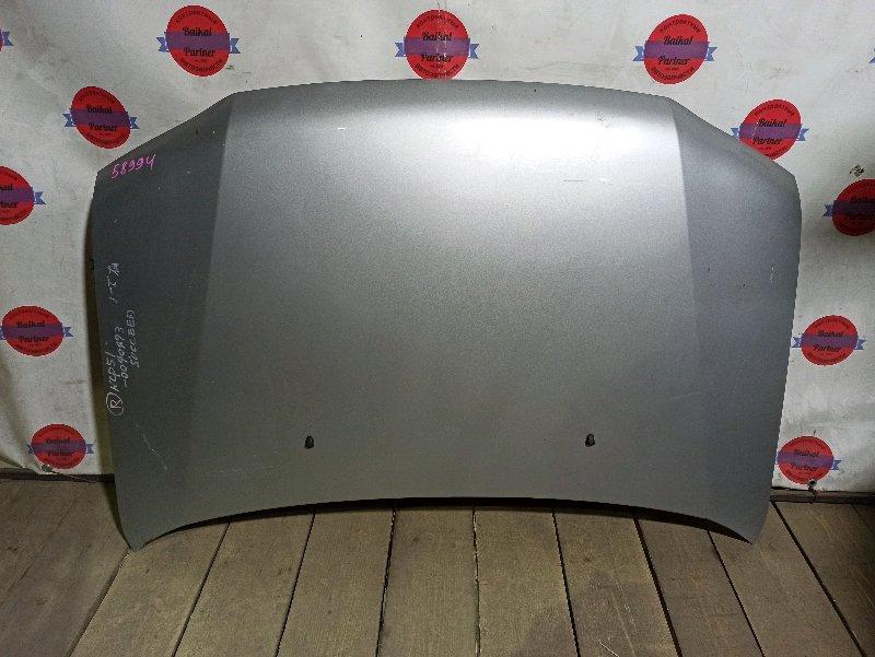 Капот Toyota Succeed NCP51V 1NZ-FE 2003.08