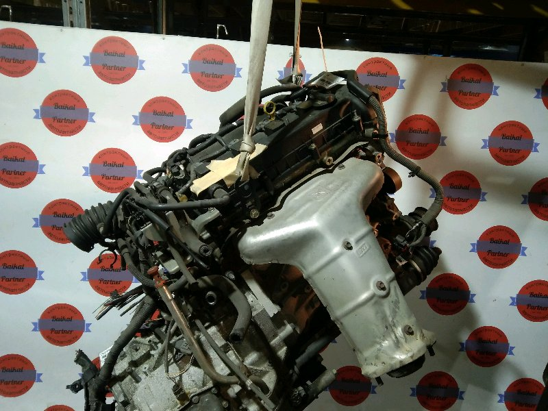 Двигатель Mazda Atenza GGEP LF-VE 04.2007