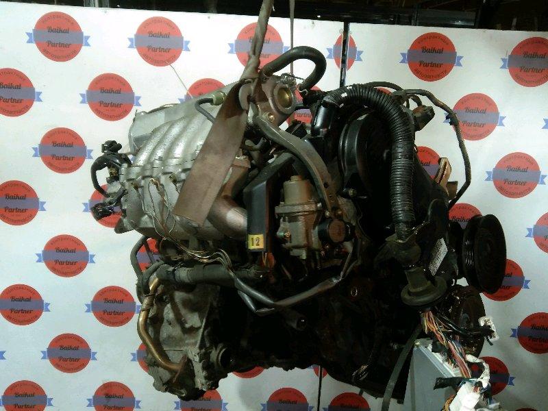 Двигатель Toyota Vista SV50 3S-FSE 08.1999