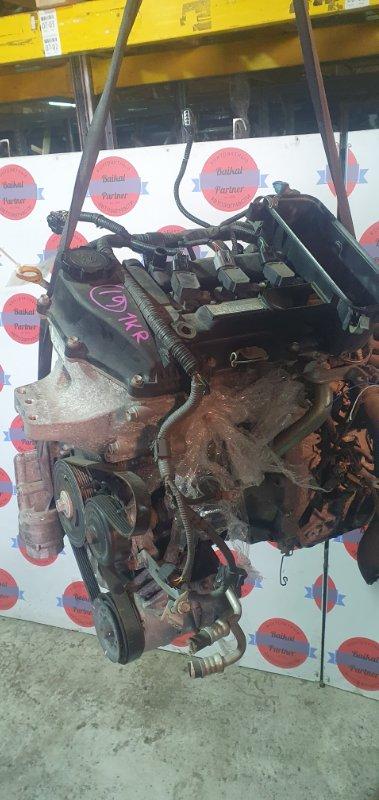 Двигатель Toyota Vitz KSP90 1KR-FE 06.2005