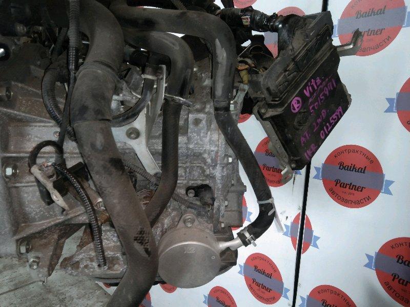 Акпп Toyota Vitz KSP90 1KR-FE 06.2005