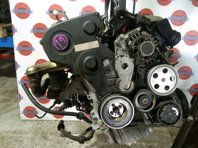 Двигатель Audi A4 8EC ALT 11.2000