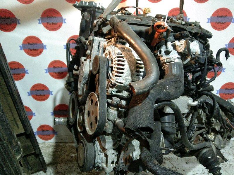 Двигатель Audi A4 8EC BWE 2005