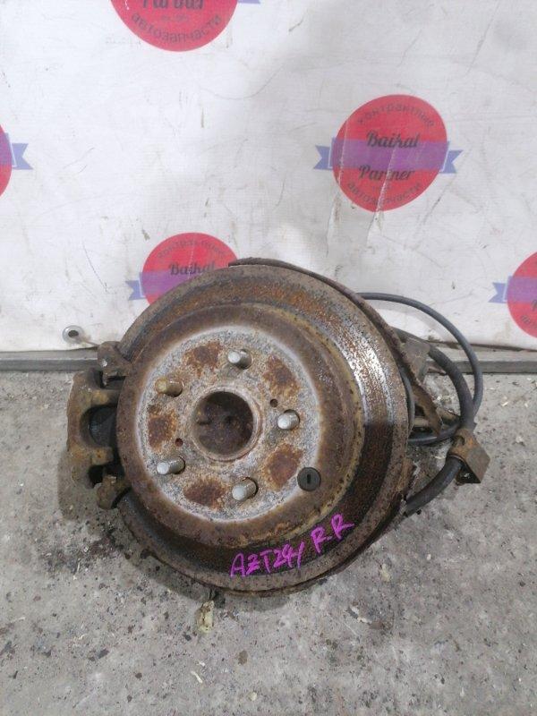 Ступица Toyota Caldina AZT241W 1AZ-FSE задняя правая