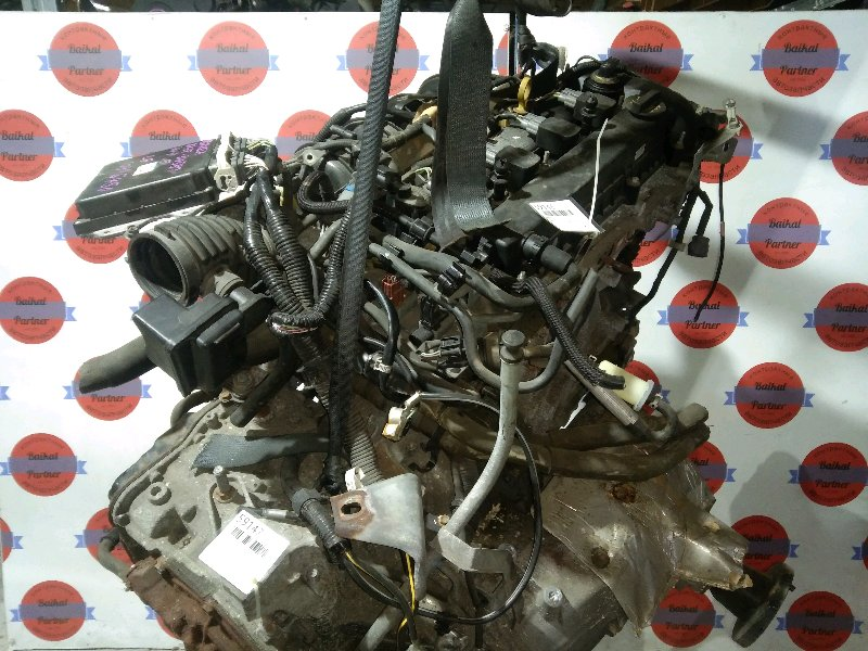 Двигатель Mazda Axela BKEP LF-DE 09.2007