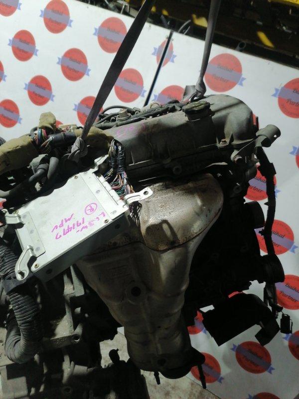 Двигатель Mazda Mpv LW3W L3-DE 02.2003