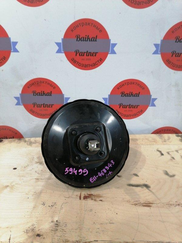 Главный тормозной цилиндр Nissan Note E11 HR15-DE