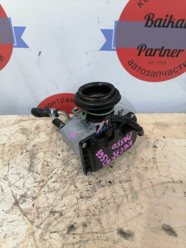 Заслонка дроссельная Toyota Passo KGC35 1KR-FE