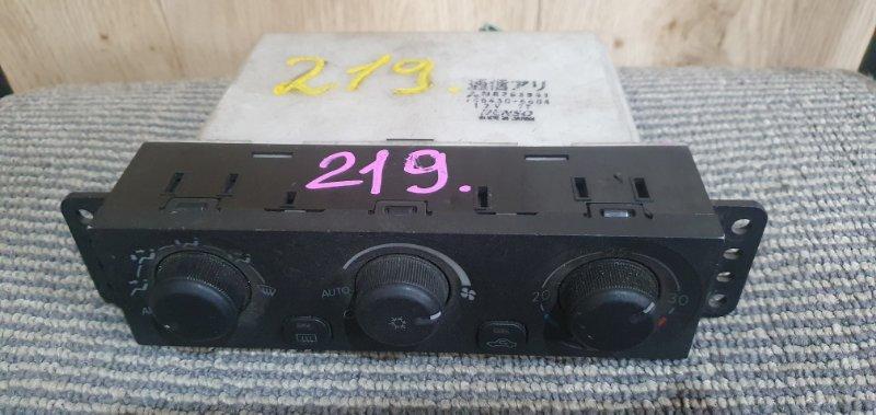 Блок управления климат-контролем Mitsubishi Rvr N61W 219