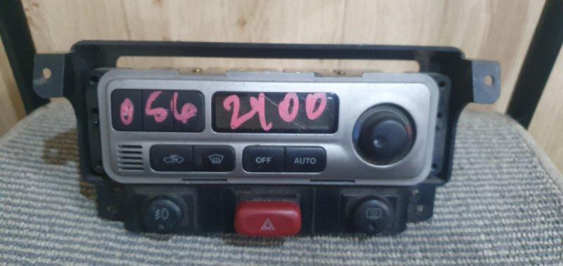 Блок управления климат-контролем Chevrolet Cruze HR51S M13A 2400