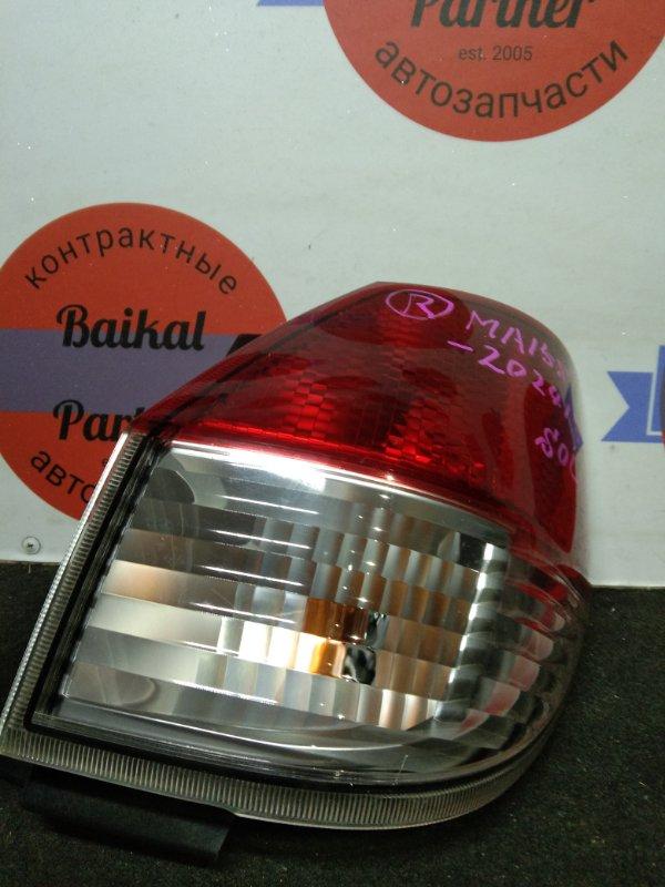 Стоп Suzuki Solio MA15S задний правый