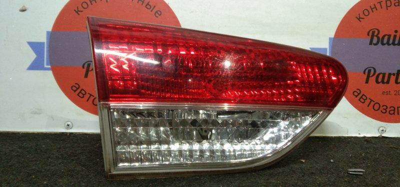 Стоп Toyota Wish ZGE20G задний левый 68-18