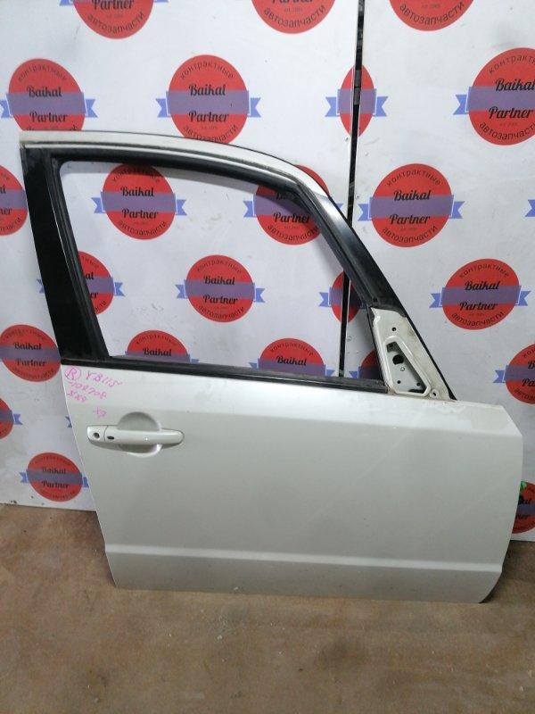 Дверь Suzuki Sx4 YB11S M15A 05.2006 передняя правая