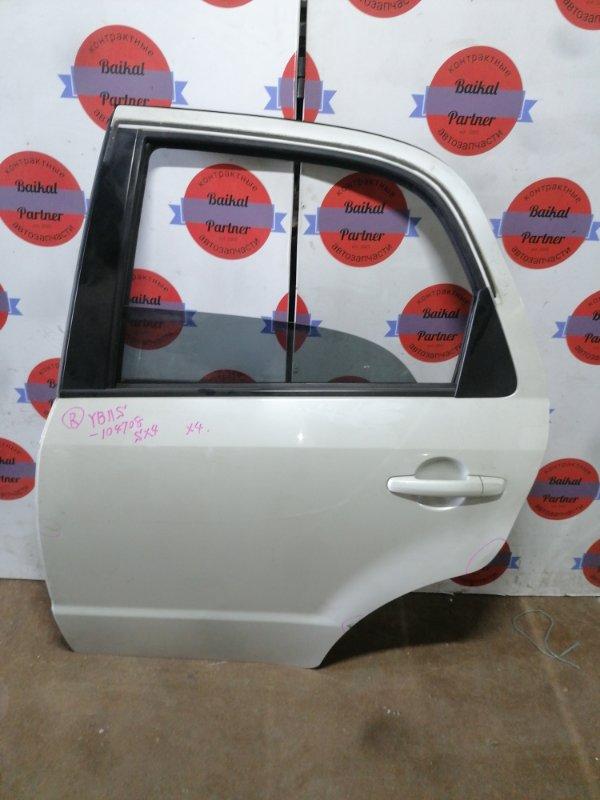 Дверь Suzuki Sx4 YB11S M15A 05.2006 задняя левая