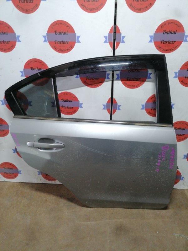 Дверь Subaru Impreza GG3 задняя правая