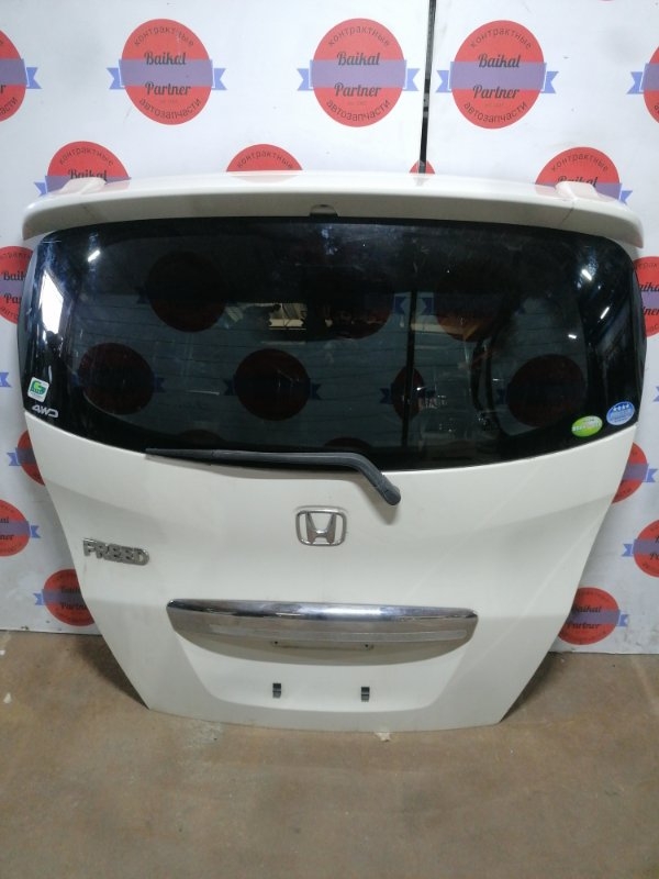 Дверь 5-я Honda Freed GB4 L15A задняя