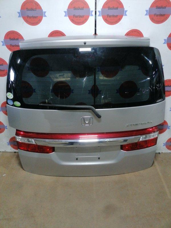 Дверь 5-я Honda Step Wagon RG2 K20A задняя