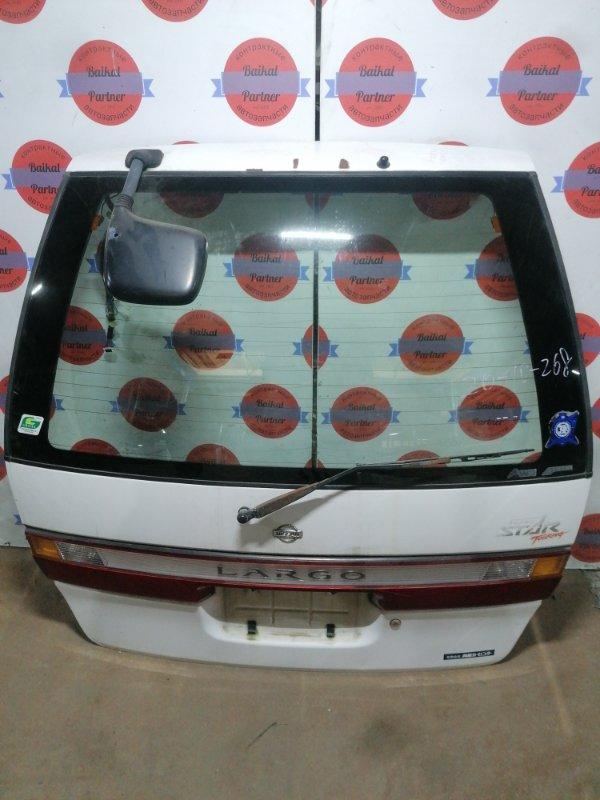 Дверь 5-я Nissan Largo NW30 KA24DE 10.1997 задняя