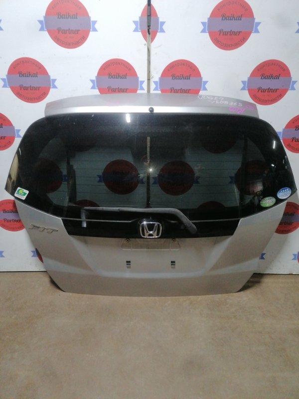 Дверь 5-я Honda Fit GE7 L13A задняя