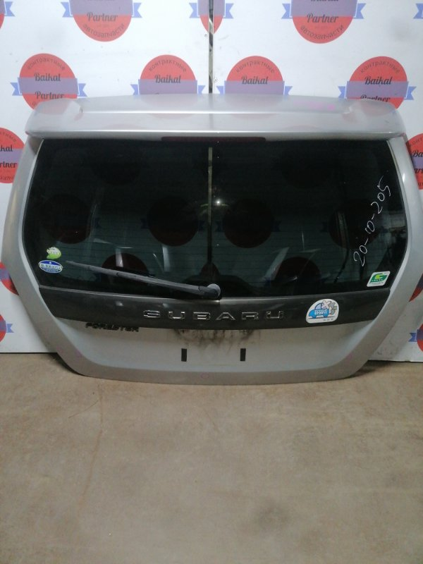 Дверь 5-я Subaru Forester SG5 EJ202 26.03.2004 задняя