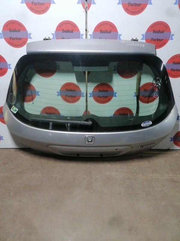 Дверь 5-я Honda Civic EU2 D15B задняя