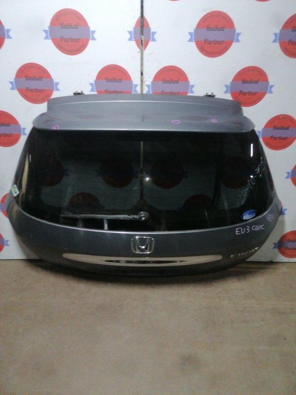 Дверь 5-я Honda Civic EU3 D17A