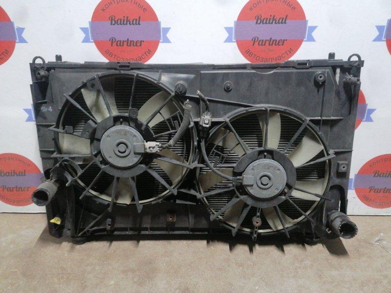 Радиатор двс Toyota Rav4 ACA31W 2AZ-FE 2008
