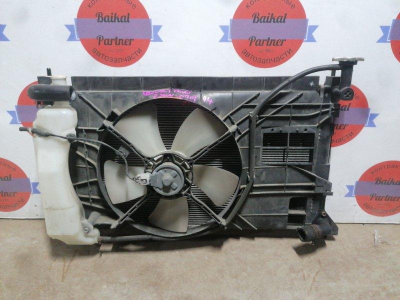 Радиатор двс Mitsubishi Colt Plus Z21W 4A90